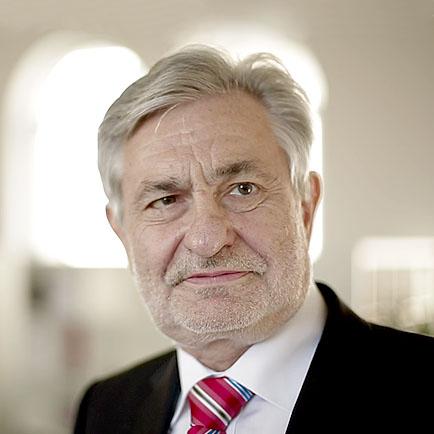 Ortsbürgermeister Achim Pohlen